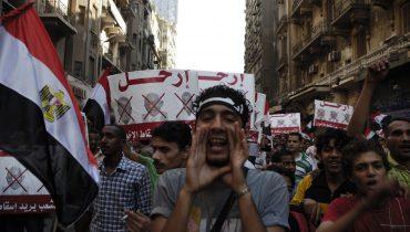 תמונה ראשית: הפגנות יוני במצרים נגד מוחמד מורסי, Bigstock