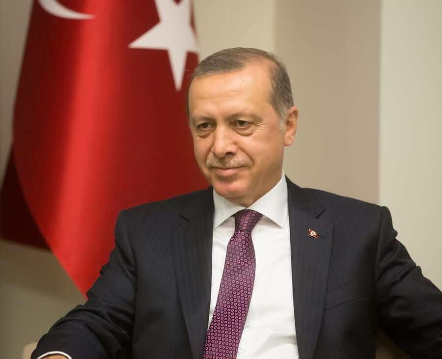 Recep Tayyip Erdoğan. Temple Mount. photo: Bigstock