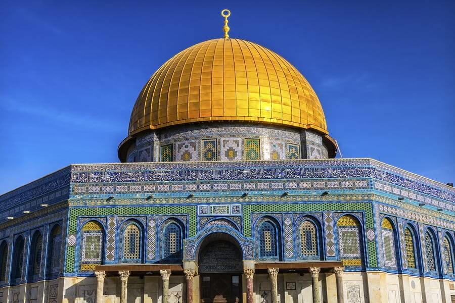 Temple Mount. photo: Bigstock
