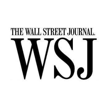לוגו של עיתון הWall Street Journal