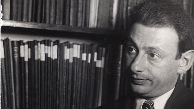 רק על עצמי לספר ידעתי? גרשם שלום,1935