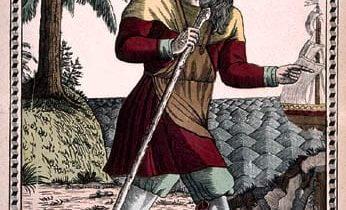 היהודי הנודד, מתוך ויקישיתוף. François Georgin [Public domain]