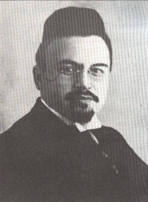 הרב אברהם אליהו קפלן