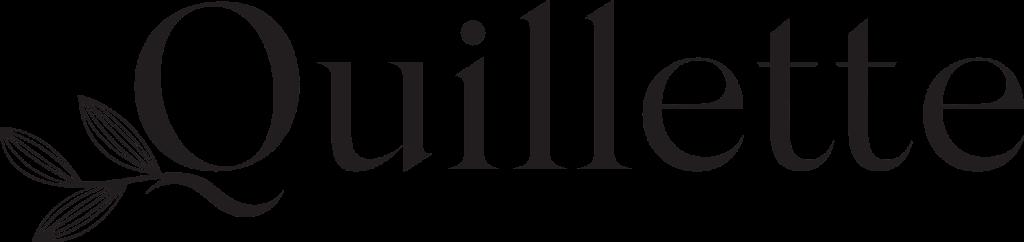 לוגו שדל כתב העת Quillette