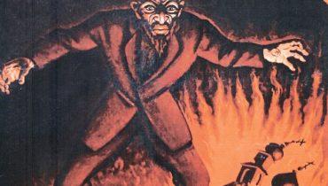 היהודים כמורדים, היהודים כבולשביקים: כרזה אנטישמית ואנטי-סובייטית, 1919
