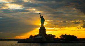 פסל החירות באדיבות bigstock
