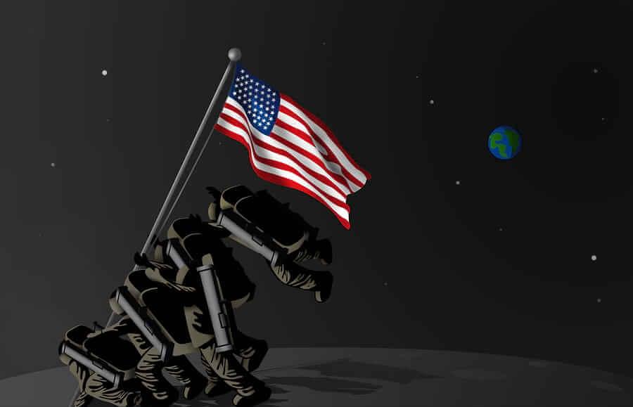 חיל החלל, אילוסטראציה, באדיבות bigstock