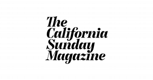 california sunday magazine logo