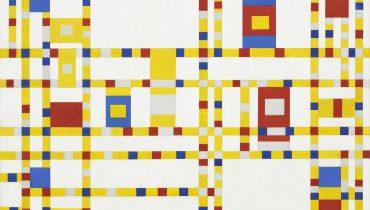 Piet Mondrian, 1942 - Broadway Boogie Woogie