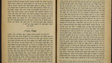 """""""לוהטה"""" זה כבר מוגזם. תחילת מאמרו של בן-יהודה הצעיר ב'שחר', תרל""""ט. מאוסף הספרייה הלאומית"""