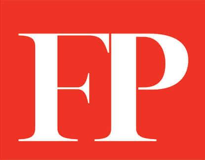 לוגו העיתון foreignpolicy