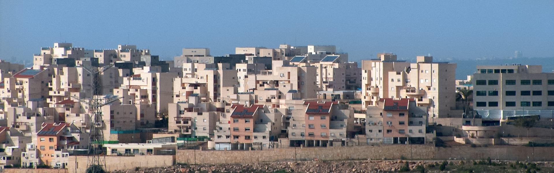 נוף העיר אלעד