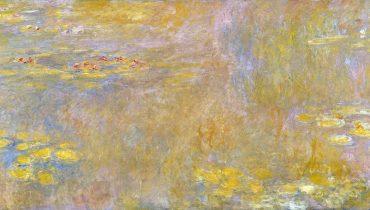 שושני מים, קלוד מונה, באדיבות ויקימדיה, public domain in US