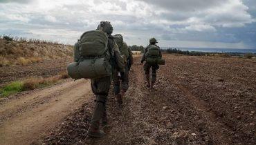 """תמונה באדיבות דובר צה""""ל. תרגיל ״משחקי הכס״ של לוחמי הקומנדו וטייסות חיל האוויר בקפריסין."""