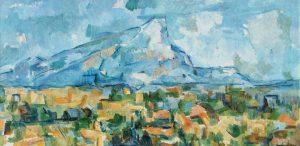 Paul Cézanne, Public domain, via Wikimedia Commons