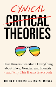 כריכת הספר cynical theories