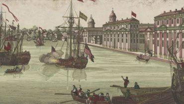 פילדלפיה, גזיר עיתון, באדיבות ספריית הקונגרס