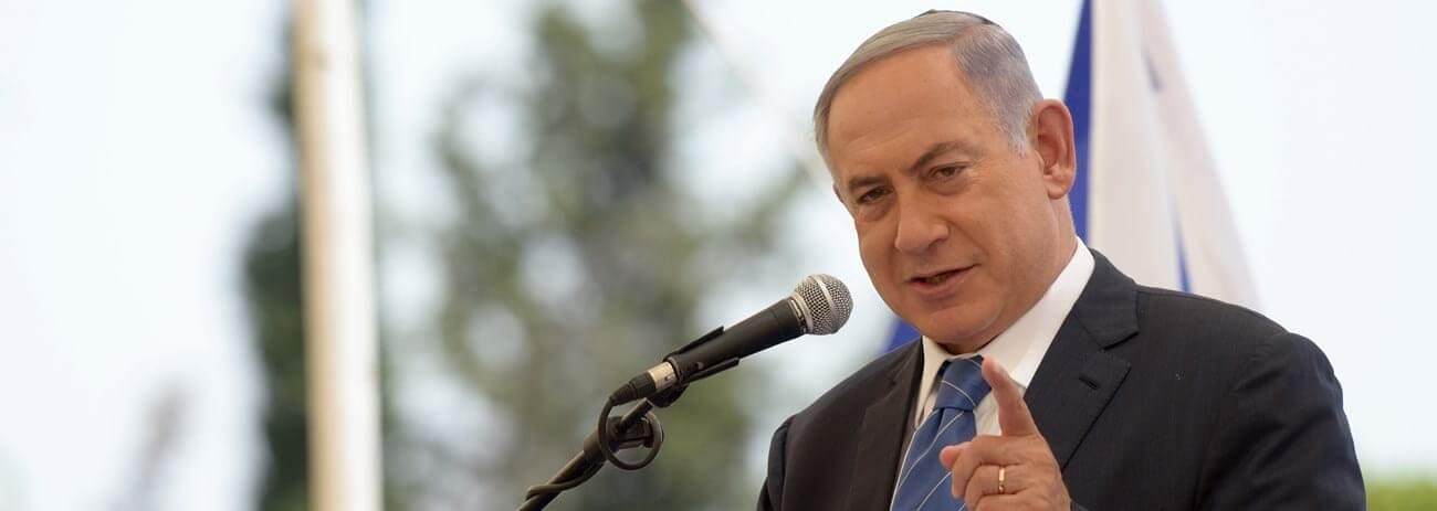 ראש הממשלה בנימין נתניהו, צילום: עמוס בן גרשום, לע